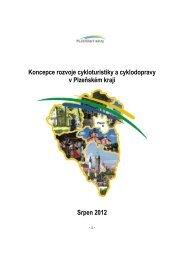 Koncepce rozvoje cykloturistiky a cyklodopravy v ... - Turistů ráj