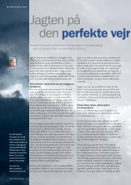 Jagten på den perfekte vejr - Aktuel Naturvidenskab