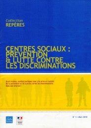 prévention et lutte contre les discriminations - Fédération des ...