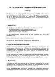 1_Satzungskommission - PDS Sachsen-Anhalt