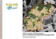 Plan Local d'Urbanisme - Le Renard