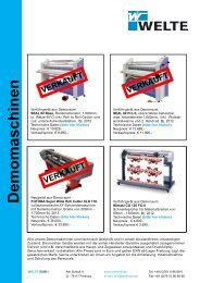 Angebote als PDF - Welte GmbH