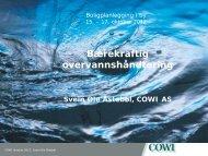 Bærekraftig overvannshåndtering - Hageselskapet