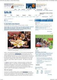 Kölner Stadtanzeiger online - Ali Baba Spieleclub eV