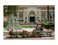 Annenberg School for Communication & Journalism - USC Student ...