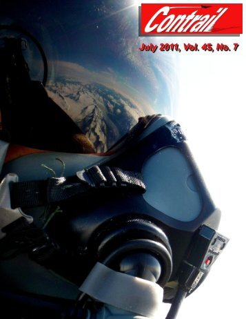 July 2011, Vol. 45, No. 7 - 177th Fighter Wing, New Jersey ANG