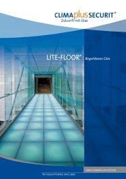 LITE-FLoor® - Saint-Gobain Deutsche Glas GmbH