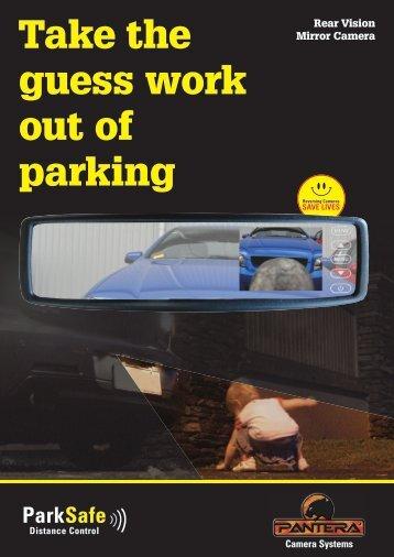download Rear Vision Mirror Camera Brochure