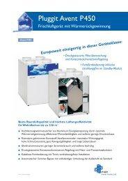 Pluggit Avent P450 - Hafner Haustechnik