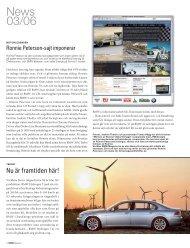 Ladda ner artikeln. Notiser från BMW-världen. (PDF, 252 kB)