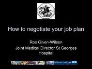 Job Planning 2009/2010 - MIR-Online