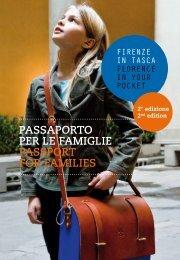 PASSAPORTO PER LE FAMIGLIE PASSPORT ... - Palazzo Strozzi
