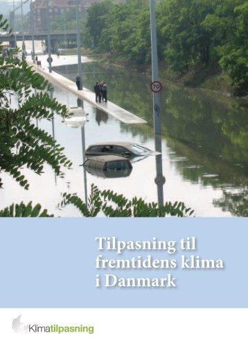 Tilpasning til fremtidens klima i Danmark - Klimatilpasning
