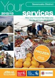 services - Halstead Parish Council