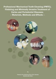 Professional Mechanical Tooth Cleaning (PMTC ... - Dentatus