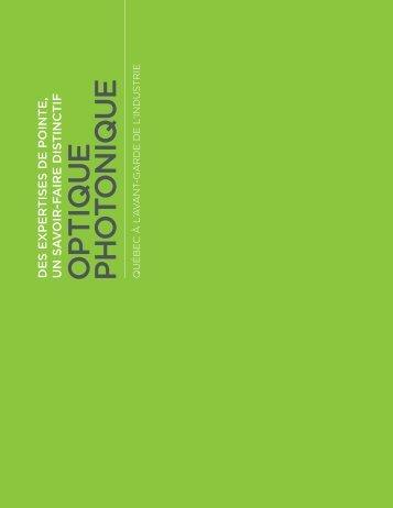 Brochure - Québec International