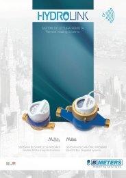 water meters remote reading - Watergas