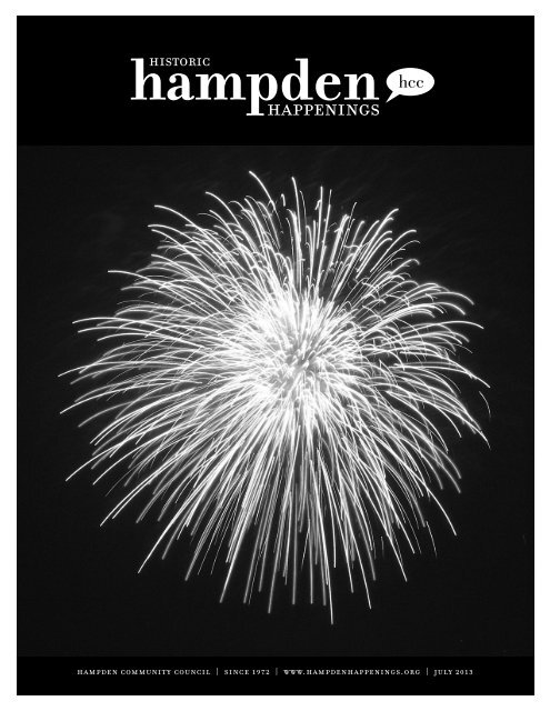 July 2013 (pdf) - Hampden Community Council