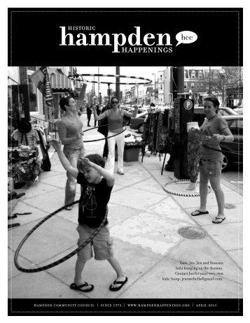 April 2010 (pdf) - Hampden Community Council