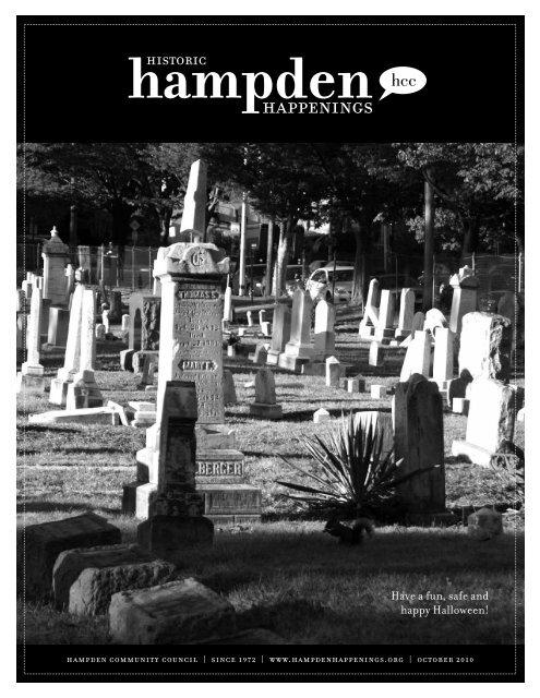 October 2010 (pdf) - Hampden Community Council