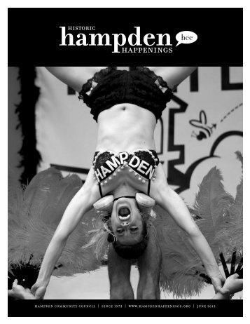 June 2012 (pdf) - Hampden Community Council