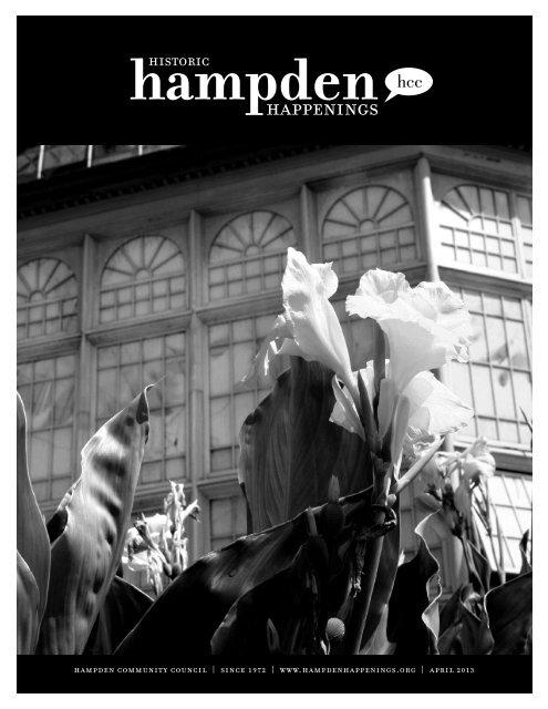 April 2013 (pdf) - Hampden Community Council