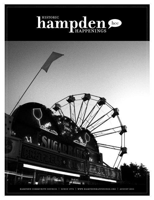 August_2011 (pdf) - Hampden Community Council