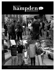 June 2013 (pdf) - Hampden Community Council