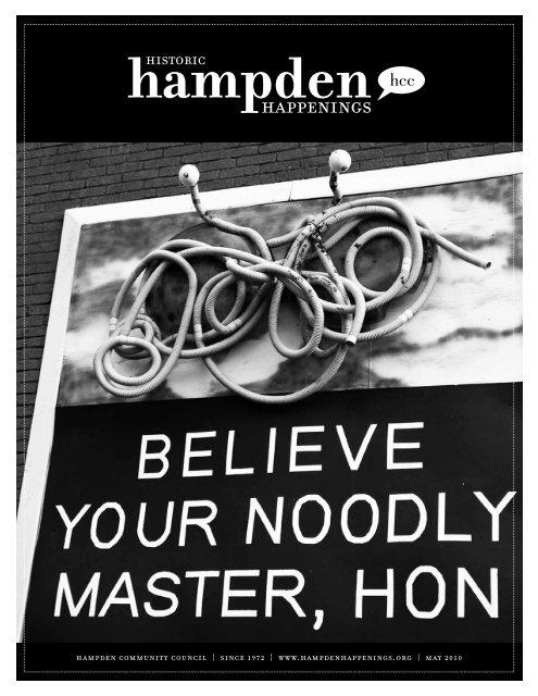 May 2010 (pdf) - Hampden Community Council