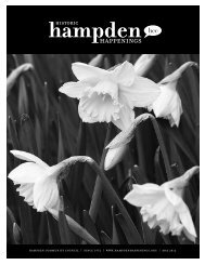 May 2012 (pdf) - Hampden Community Council