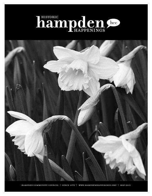 May 2012 (pdf) - Hampden Community Council