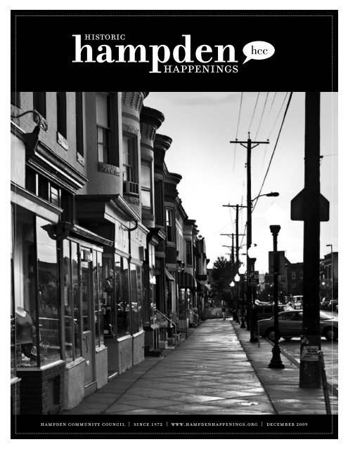 December 2009 (pdf) - Hampden Community Council