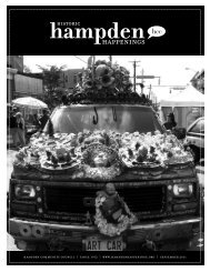 September 2011 (pdf) - Hampden Community Council