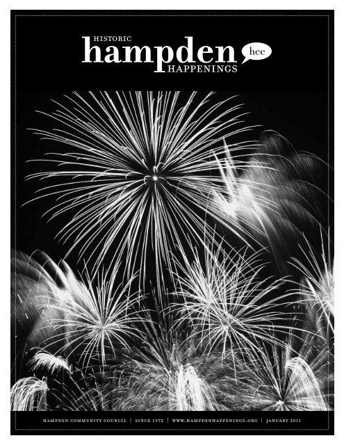 January 2011 (pdf) - Hampden Community Council