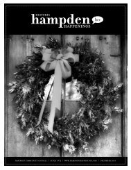 December 2010 (pdf) - Hampden Community Council
