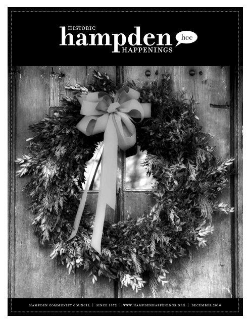 December 2010 (pdf) - Hampden Community Council