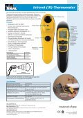Infrarot (IR)-Thermometer - IDEAL INDUSTRIES - Seite 2
