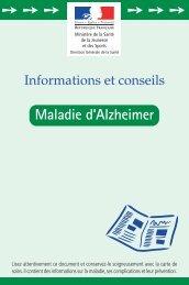 carte informations et conseils Maladie d'Alzheimer - SGOC