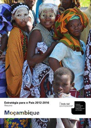 Estratégia para o País 2012-2016 - Irish Aid