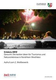 Erlebnis.NRW Gesucht - Ziel2.NRW - Landesregierung Nordrhein ...