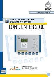 LON® CENTER 2000 - Wimesure