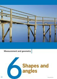 6Shapes and angles