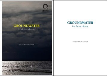 Groundwater - in a future climate - Cliwat.eu