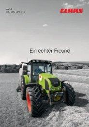 AXOS - Kaufmann Landtechnik GmbH