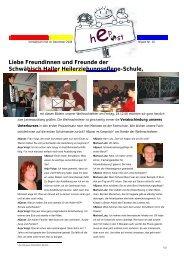 hEpost16 - Evangelische Fachschule für Heilerziehungspflege