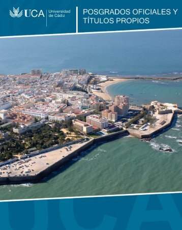 Estudios - Universidad de Cádiz