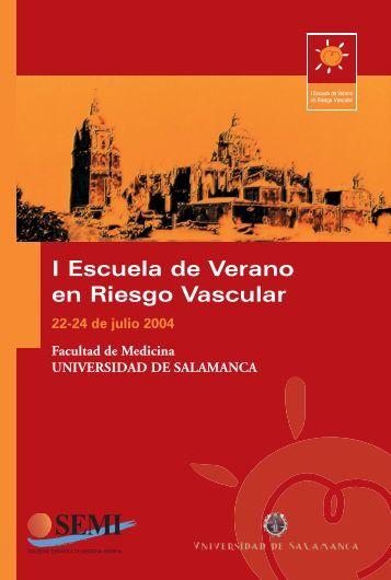 Escuela Verano (interior) - Sociedad Española de Medicina Interna