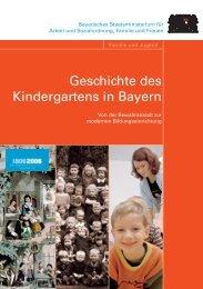 Geschichte des Kindergartens in Bayern (3.950 kb)