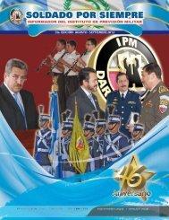 Soldado por Siempre 5a. Edición 2012 - Ministerio de la Defensa de ...
