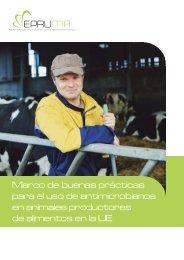 Marco de buenas prácticas para el uso de ... - Veterindustria